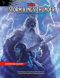 Dungeons & Dragons: Storm King's Thunder