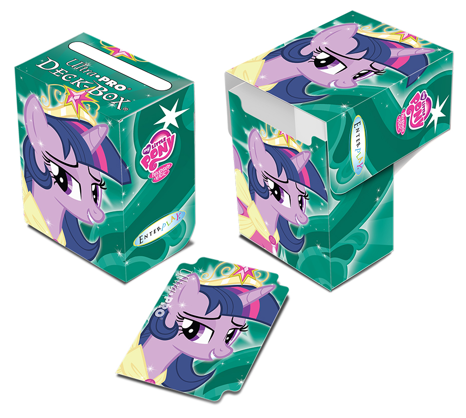 Deck Box: My Little Pony Twilight Sparkle