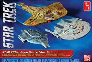 Star Trek Cadet Series Deep Space 9 [3 Ship Set] (764)