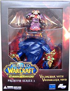 "World of Warcraft 6"" Premium Series 2: Valdremar with Voidwalker Voyd"