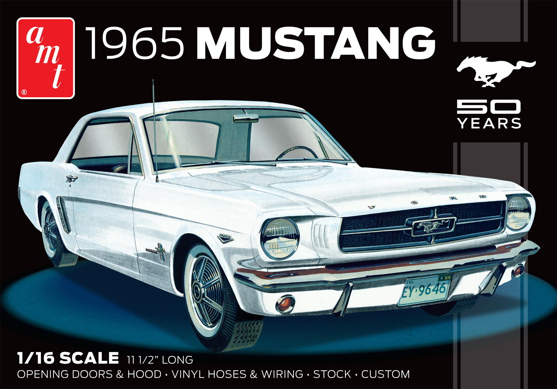 1965 Ford Mustang (872)