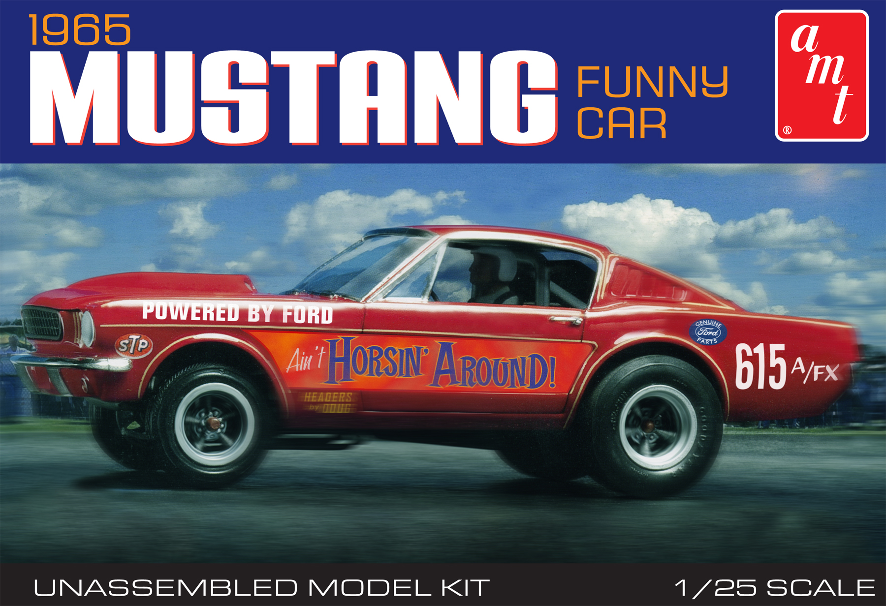 1965 Ford Mustang Funny Car (888)