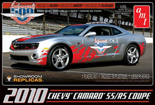 2010 Chevy Camaro RS/SS Indy 500 Pace Car (893)