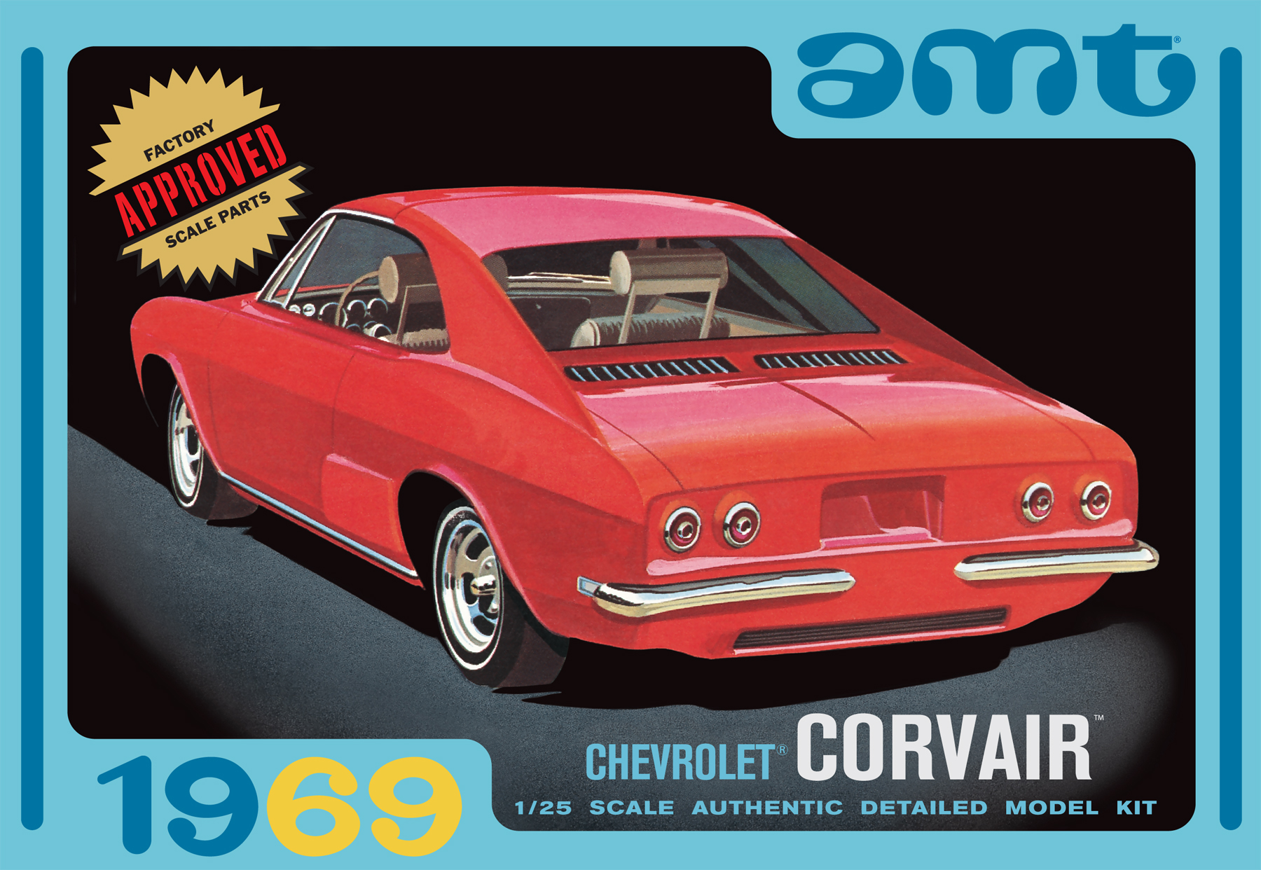 1969 Chevrolet Corvair (894)