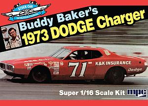 Buddy Baker 1973 Dodge Charger Stock Car (811)