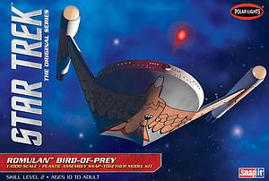 Star Trek Romulan Bird of Prey Snap (934)