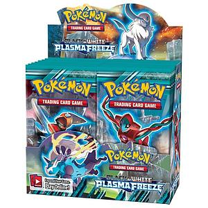 Pokemon Trading Card Game Black & White Plasma Freeze: Booster Box (36 Packs)
