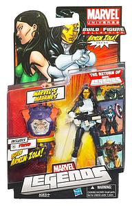 Marvel Legends Arnim Zola Series 2: Marvel's Madame Masque