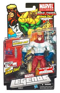 Marvel Legends Arnim Zola Series 2: Wrecking Crew