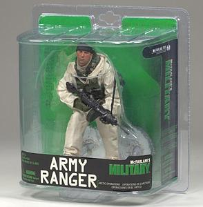Military Series 7: Army Ranger Arctic Operations