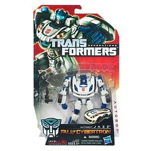 Transformers Generations Series Deluxe Class Autobot Jazz