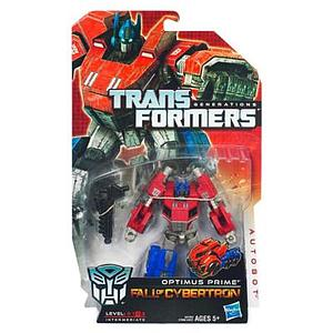 Transformers Generations Series Deluxe Class Optimus Prime