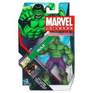 "Marvel Universe 3 3/4"" 2013 Wave 1: #09 New Incredible Hulk"