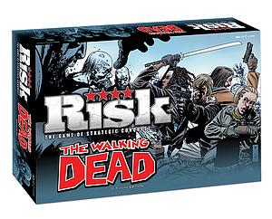 Risk: The Walking Dead Survival Edition