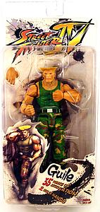 Street Fighter IV Round 2: Guile