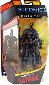 Mattel DC Comics Unlimited Series 2: Injustice Batman