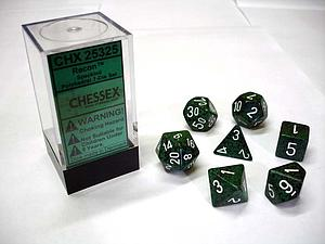 Dice 7-Piece Polyhedral Set - Speckled Recon