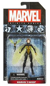 "Marvel Universe 3 3/4"" Infinite Series: Wasp"