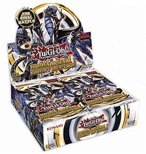 YuGiOh Trading Card Game Hidden Arsenal 7: Knight of Stars Booster Box