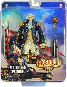 Bioshock Infinite George Washington Patriot Figure