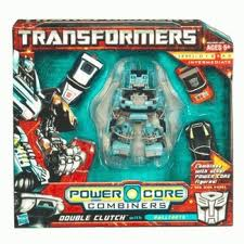 Transformers Power Core Series Leader Class Double Clutch (Rallybots)