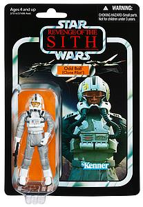 "Star Wars Vintage Series 4"": Odd Ball (Clone Pilot)"