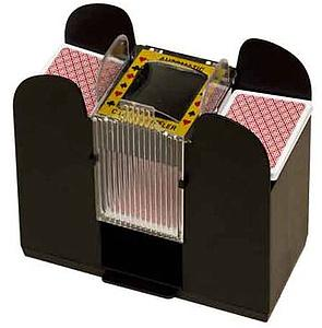 Automatic Card Shuffler (6 Decks)