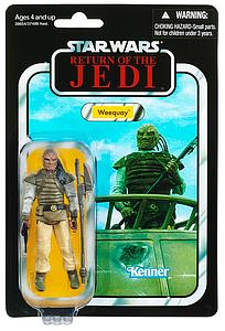 "Star Wars Vintage Series 4"": Weequay"