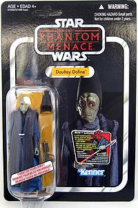 "Star Wars Vintage Series 4"": Daultay Dofine"
