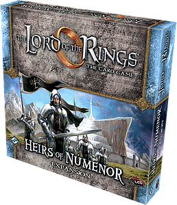 The Lord of the Rings: The Card Game - The Heirs of Numenor