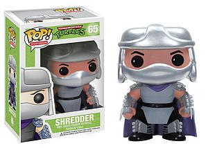 Pop! Television Teenage Mutant Ninja Turtles Vinyl Figure Shredder #65