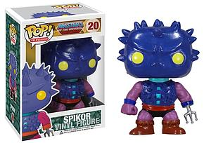 Pop! Television Masters of the Universe Vinyl Figure Spikor #20 (Retired)