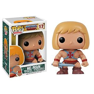 Pop! Television Masters of the Universe Vinyl Figure He-man #17 (Retired)
