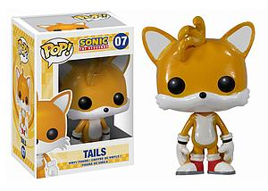 Pop! Games Sonic the Hedgehog Vinyl Figure Tails #07 (Retired)