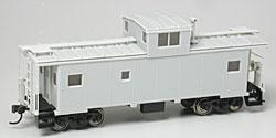 Standard Cupola Caboose - Undecorated (1300)