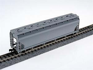 ACF 5250 4-Bay Covered Hopper - Undecorated (3950)