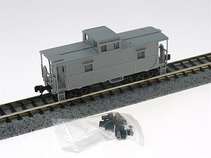 C&O Cupola Caboose - Undecorated (39800)