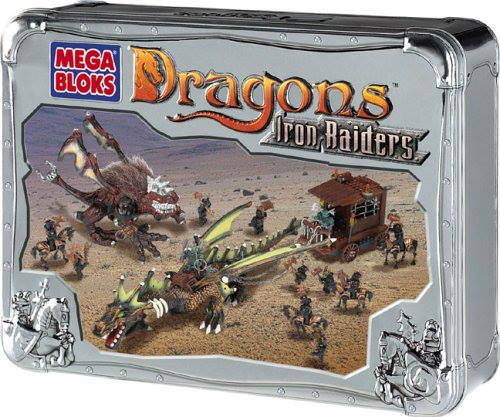 Mega Bloks Dragons Iron Raiders: Raider's Ambush (9651)