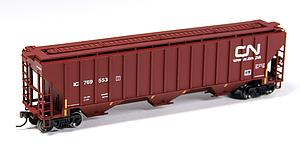 Thrall 4750 Covered Hopper - Canadian National (20002889)