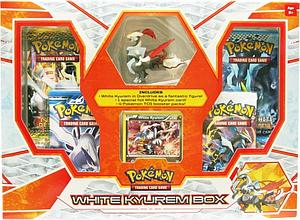 Pokemon Trading Card Game Black & White: White Kyurem Overdrive Box