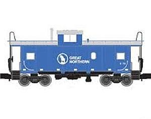 Standard Cupola Caboose - Great Northern (50000977)
