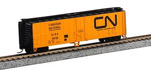 50' Mechanical Reefer - Canadian National  (50001169)
