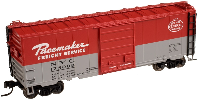 40' PS-1 Boxcar - New York Central [Pacemaker] (50001321)