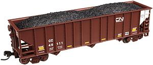 90-Ton 3-Bay Hopper - Canadian National [CC] (50001330)