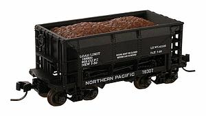 70-Ton Ore Car - Northern Pacific (50001618)
