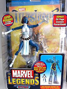 Marvel Legends Sentinel Series: Mystique