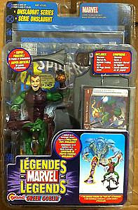 Marvel Legends Onslaught Series: Green Goblin (Variant)