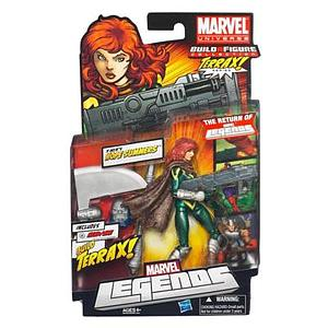 Marvel Legends TERRAX Series: Hope Summers