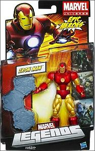 Marvel Legends Epic Heroes: Iron Man (Classic)