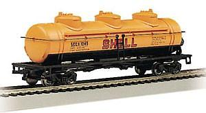 40' 3 Dome Tank Car - Shell (70184)